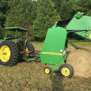 My Business - Hay Equipment
